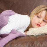 Синдром Atsetonemichesky в малко дете