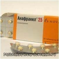 Anafranil - настава, користење, несакани ефекти, аналози