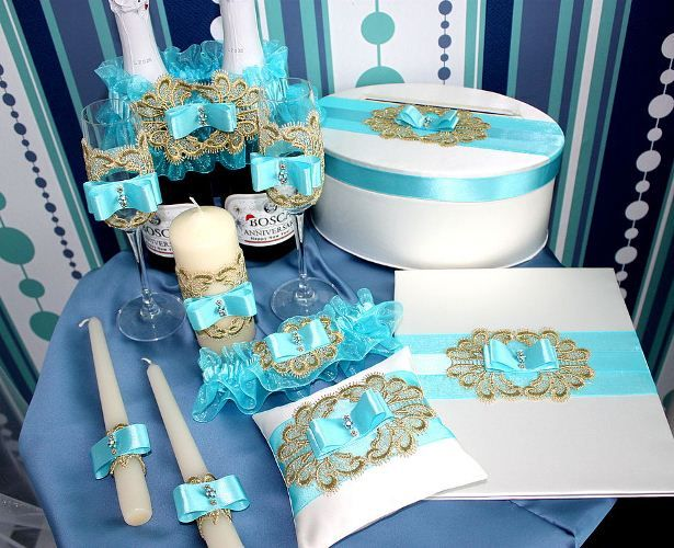 Тиркизна свадба: колку години? Како да се подготват на свадба во тиркизна?