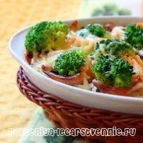 Ястия с броколи, рецепти
