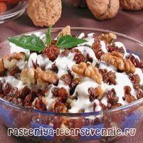 Ястия с ядки - които могат да бъдат направени от орехи?