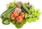 Лечебните свойства на зеленчуци и плодове