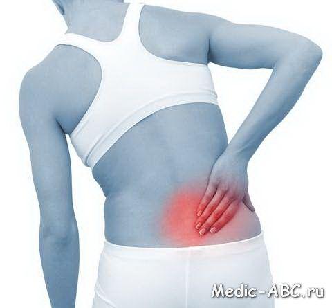 Než se k léčbě bolesti zad, příznaky úzkosti