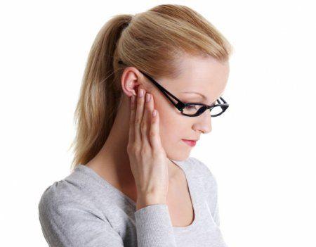 Než při léčbě lymfatických uzlin za uchem?