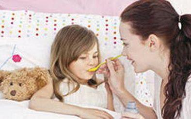 Čím lepší je vaše dítě k léčbě kašle při akutních respiračních infekcí
