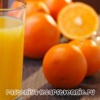 Полезно от портокалов сок, противопоказания
