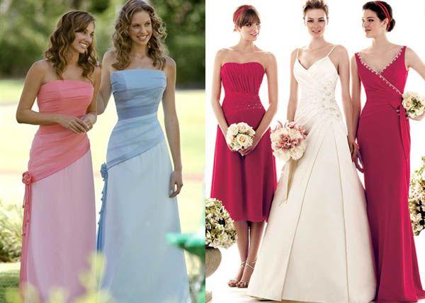 Што да се носат на свадба? Карактеристики на изготвување на сликата за гостите на невестата и нејзините пратилки