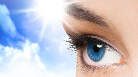Што е соларизација око: видови, карактеристики, предупредува,