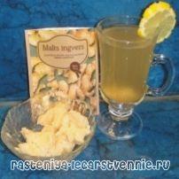Ѓумбирот чај - корисни својства