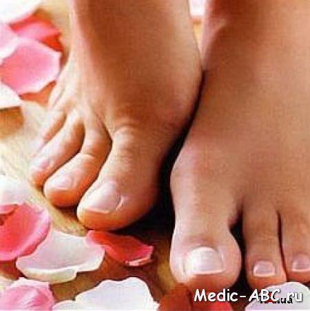 Инфекции на кожата - габични напад