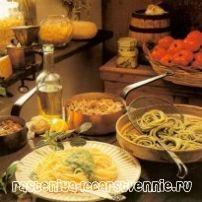 Италианска кухня: рецепти - паста и лазаня