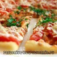 Италианска пица: тесто рецепти-добрите рецепти