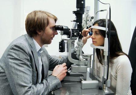 Exophthalmos очите: причини за болестта и как да се отнасяме