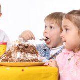 Как да се избегне излишното тегло при дете