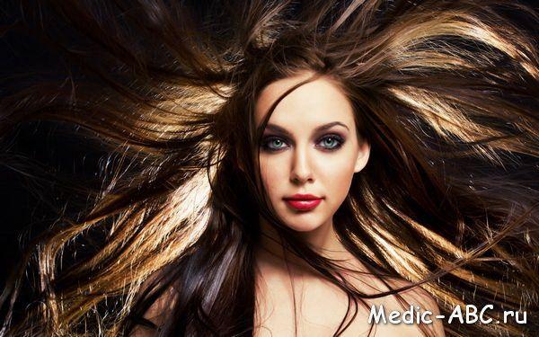 Как за лечение на чуплива коса