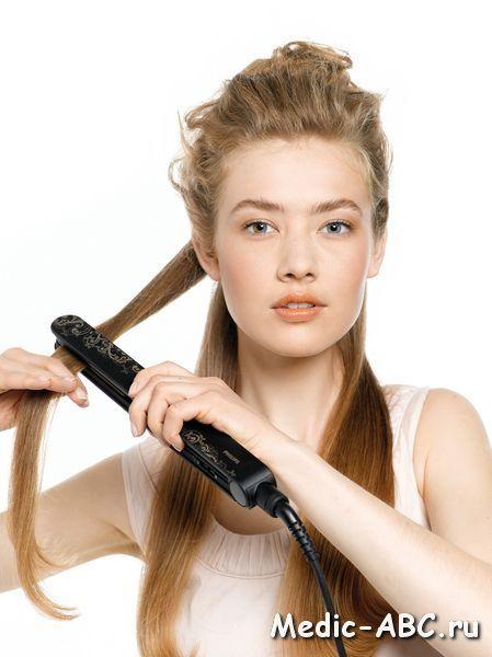Jak zacházet s vlasy doma