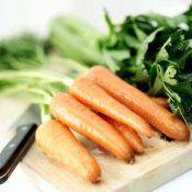 Како да се зголеми во земјата добар морков
