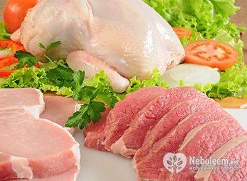 Диетични ястия с месо - рецепти и технологии за готвене