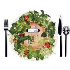 Как да се изчисли съдържанието на калории на крайния продукт?