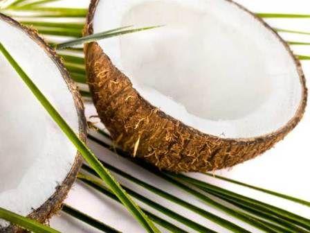 Kokosový olej na opalování