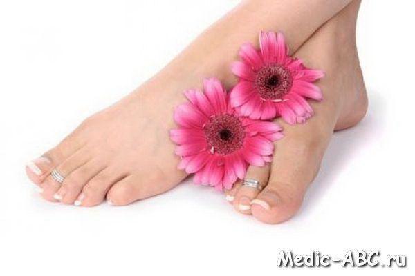 Léčba plísňové nohou a nehtů