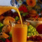 Лечение на зеленчукови и плодови сокове