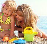 Най-добрият начин да се гарантира, че децата не горят на слънце