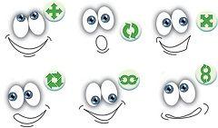 Exercitii pentru muschii ochiului, interne și externe