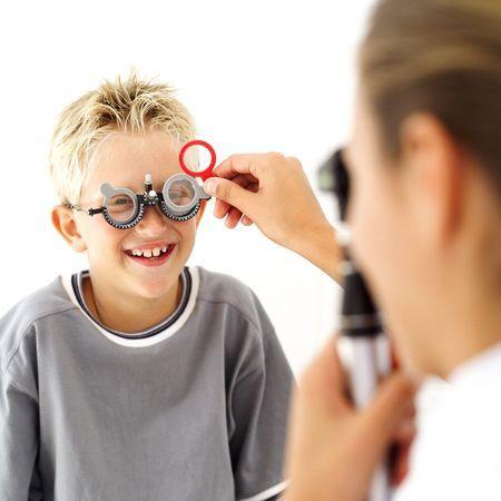 Оштетување на видот кај децата од предучилишна возраст