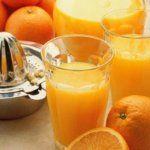Натурални сокове като източник на витамини