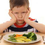 Нормално апетит во еден млад дете