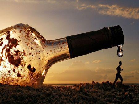 За штетните ефекти на алкохолот врз визија