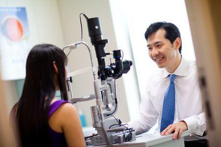 Преглед на офталмологија клиника д-р Линц