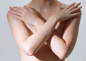 Гърдата птоза (увиснала гърдите)