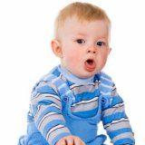Усложнения на кашлица при малко дете