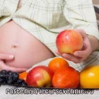 Корисно овошје за бремени жени што?