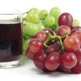Полезните свойства на сок от грозде