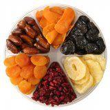 Полезните свойства за сушени плодове тялото