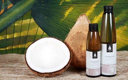Користете кокосово масло