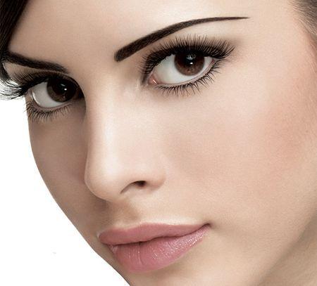 Правила примена на шминка кафени очи