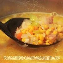 Супа с грах - рецепти и пушени