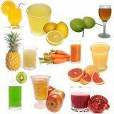 Пресни сокове са полезни за организма