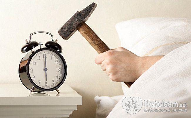 Тајната е во будилникот
