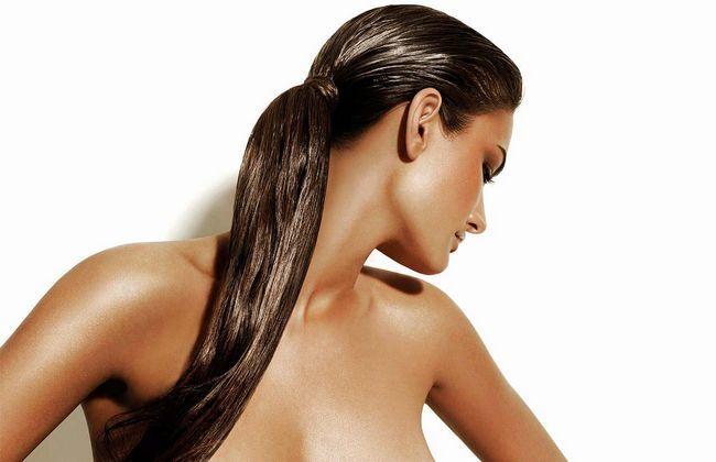 Hydratační vlasy doma