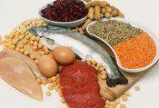 Какви храни съдържат протеин?