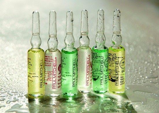Vitamin B je určena pro vlasy v ampulích: Recenze na aplikační