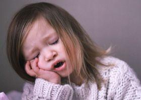 Letargia la copiii mici