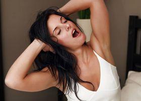 Těžká svalová slabost